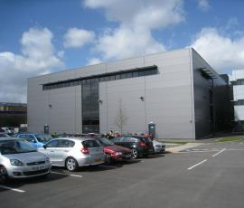 Apprentice Academy Offices for Rolls-Royce