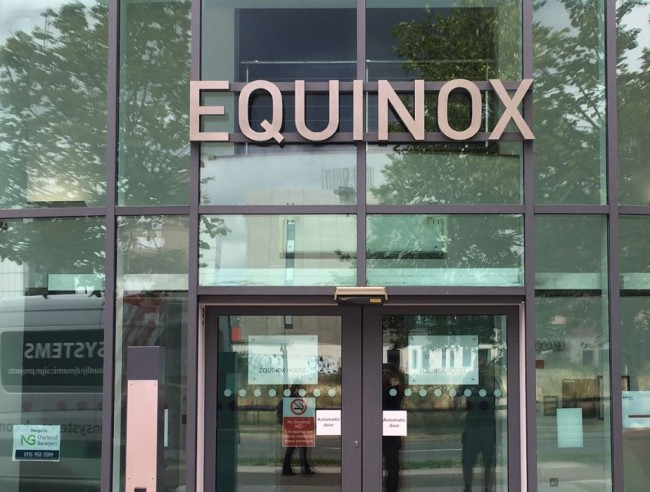 Equinox Offices Nottingham